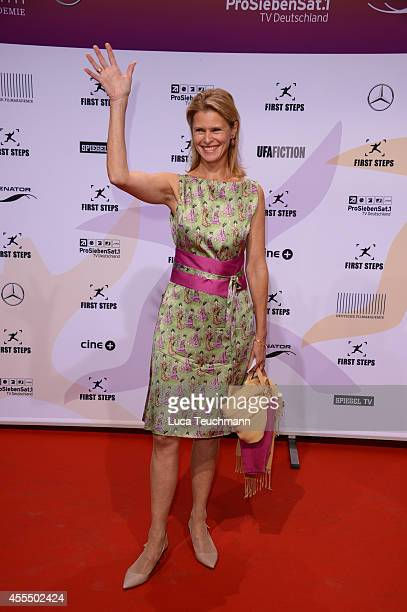 Leslie Malton attend the First Steps Award 2014 at Stage Theater on September 15 2014 in Berlin Germany