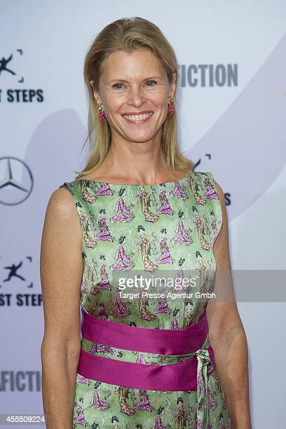 Leslie Malton attend the 'First Steps Award 2014' at Stage Theater on September 15 2014 in Berlin Germany