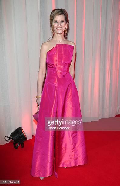 Leslie Malton during the Goldene Kamera 2015 reception on February 27, 2015 in Hamburg, Germany.