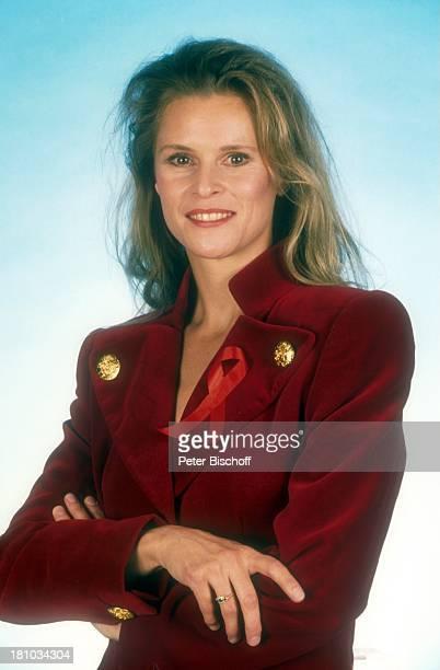 Leslie Malton, Schauspieler, Porträt, geb.: 15. November;1958, Sternzeichen: Skorpion, Studio, Promis, Prominente, Prominenter,