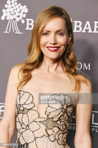 Leslie Mann attends the 2018 Baby2Baby Gala Presented by Paul Mitchell at 3LABS on November 10 2018 in Culver City California