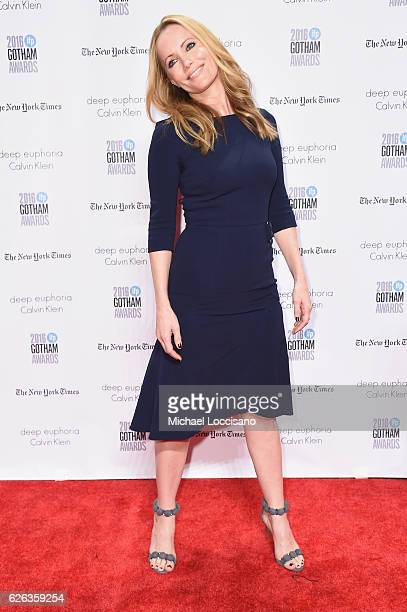 Leslie Mann attends the 26th Annual Gotham Independent Film Awards at Cipriani Wall Street on November 28 2016 in New York City