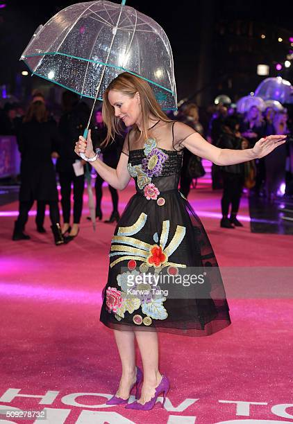 Leslie Mann attends the European Premiere of 'How To Be Single' at the Vue West End on February 9 2016 in London United Kingdom