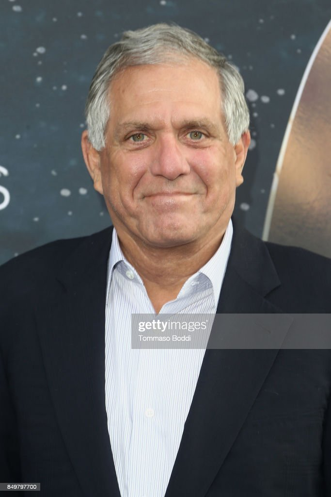 Leslie Moonves attends the premiere of CBS's 'Star Trek: Discovery' at The Cinerama Dome on September 19, 2017 in Los Angeles, California.