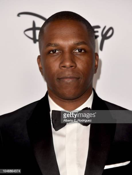 Leslie Odom Jr attends Mickey's 90th Spectacular at The Shrine Auditorium on October 6 2018 in Los Angeles California