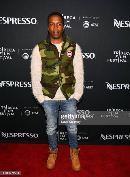 Leslie Odom Jr attends the Tribeca Film Festival AfterParty For Only Hosted By Nespresso at TAO Downtown on April 27 2019 in New York City