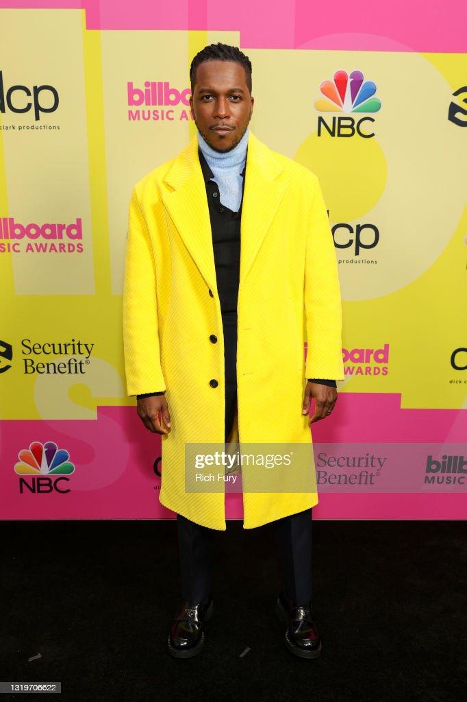 2021 Billboard Music Awards - Backstage : News Photo
