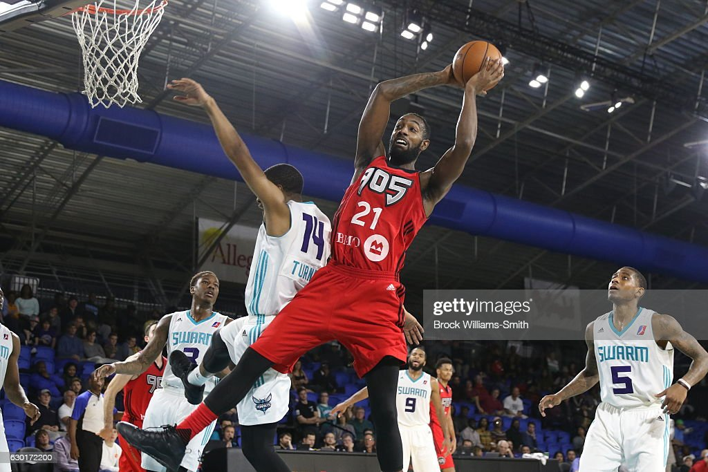 Raptors 905 v Greensboro Swarm