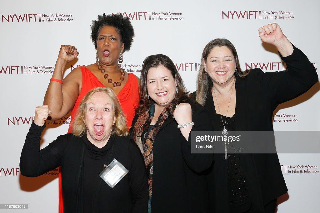 2019 NYWIFT Muse Awards : News Photo