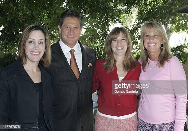 Leslie Siebert Dr Nicholas Perricone Andrea Pett Joseph and Cynthia Pett Dante