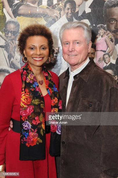 Leslie Uggams and her husband Grahame Pratt The Apollo Theater's 78th Season Of Amateur Night Opening Night With Jennifer Holliday at The Apollo...