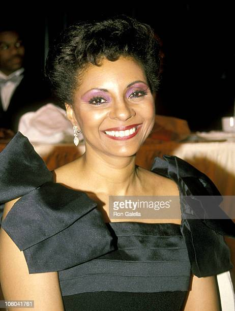 Leslie Uggams during 46th Annual United Negro College Fund Awards Gala at Sheraton Center in New York City, New York, United States.