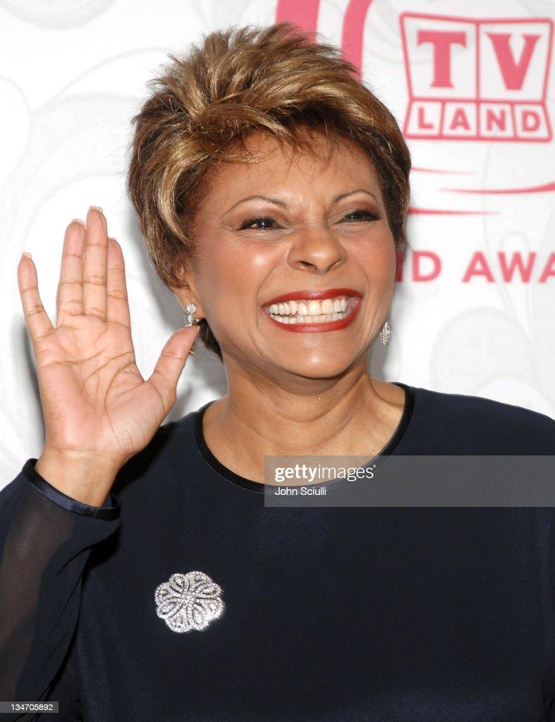 Leslie Uggams during 5th Annual TV Land Awards - Arrivals at Barker Hanger in Santa Monica, CA, United States.