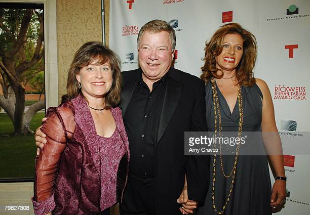 Leslie Walker daughter William Shatner and wife Elizabeth