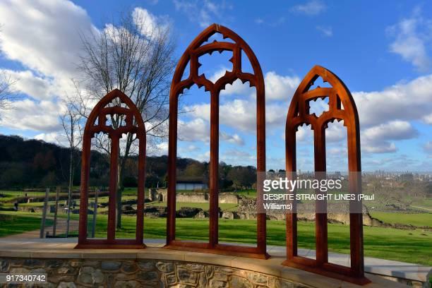 Lesnes Abbey Ruins, Bexleyheath, Kent