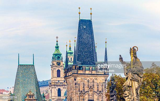 Lesser Town Tower, Prague