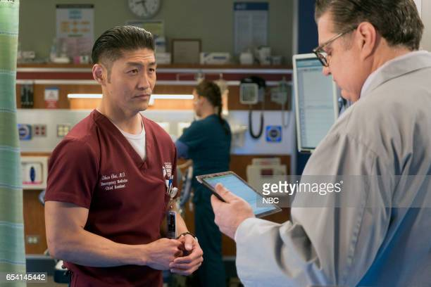 MED Lesson Learned Episode 218 Pictured Brian Tee as Ethan Choi