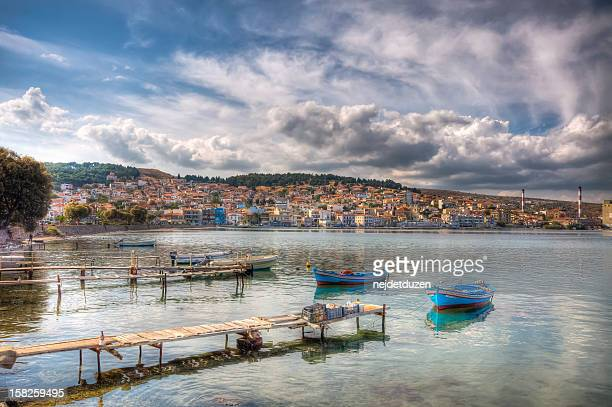 Lesvos Old Harbour, Greece