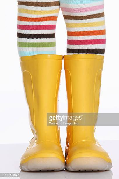 let it rain - rubber boot stock pictures, royalty-free photos & images