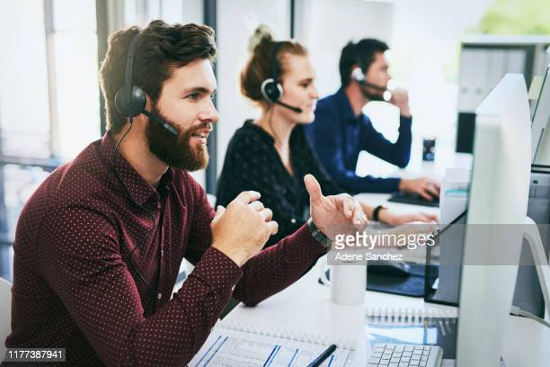 let me find that information for you quickly - call center stock pictures, royalty-free photos & images