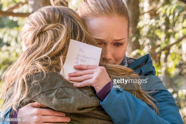 THE INBETWEEN Let Me In Your Window Episode 109 Pictured Molly C Quinn as Andie Squire