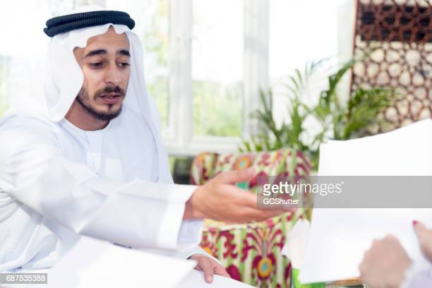 Let me read those papers Habibi