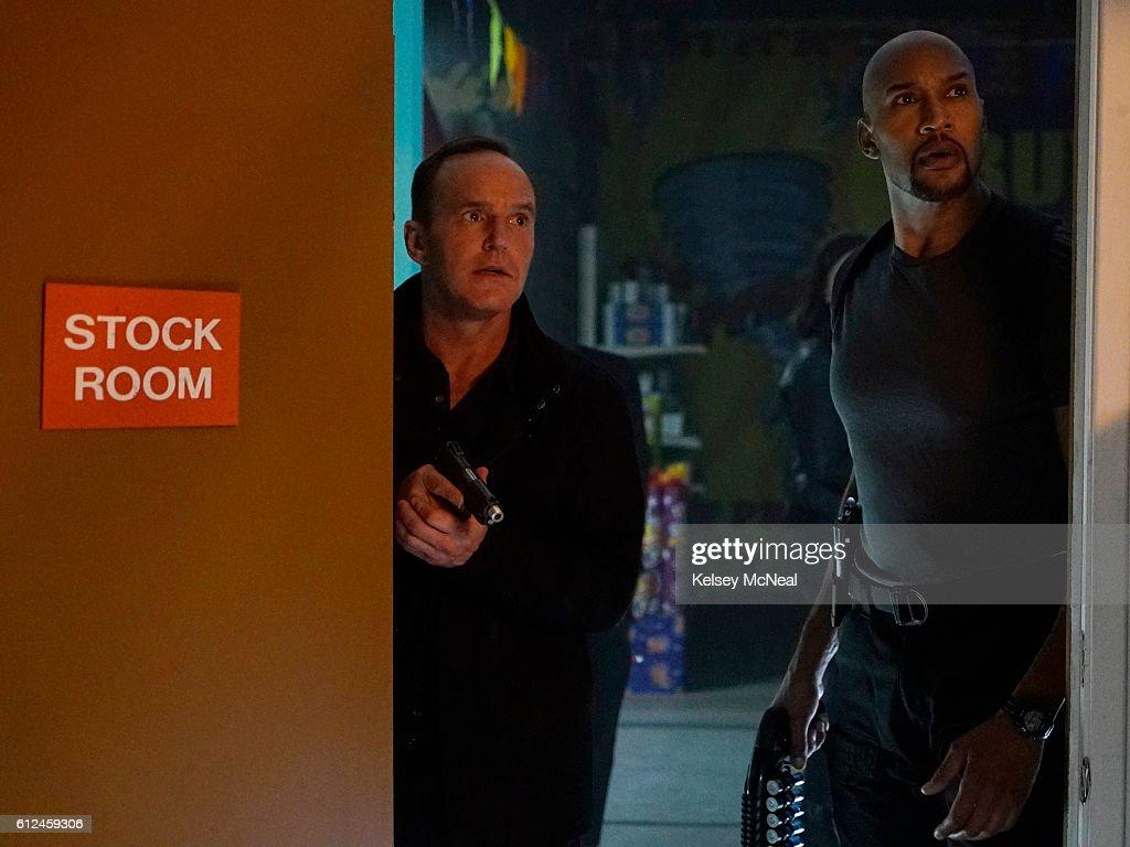 "ABC's ""Marvel's Agents of S.H.I.E.L.D."" - Season Four : News Photo"