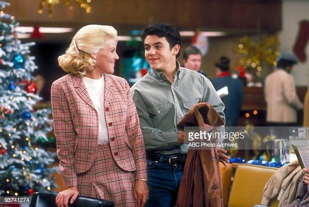 YEARS Let Nothing You Dismay Season Six 12/16/92 Norma and Kevin celebrated Christmas