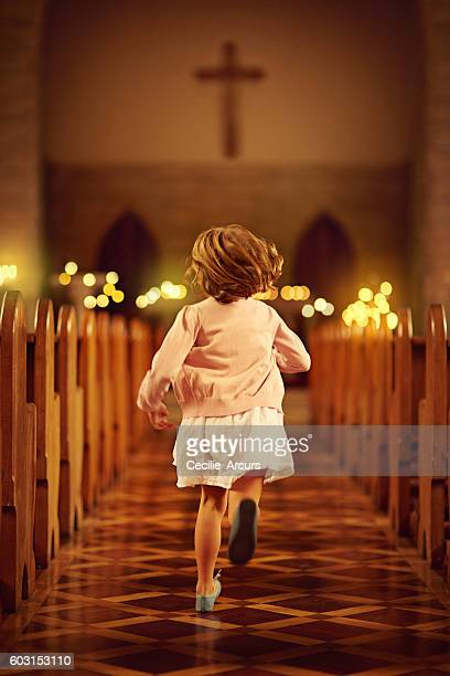 let the little children come to me - church stock photos and pictures