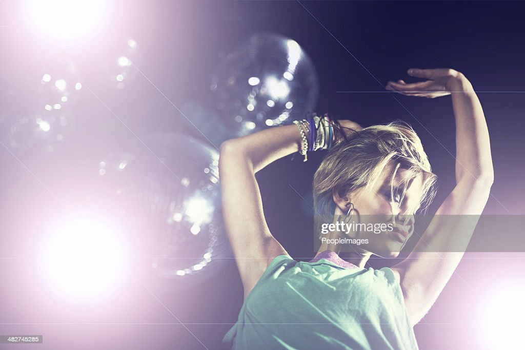 Let the music take you away : Stock Photo
