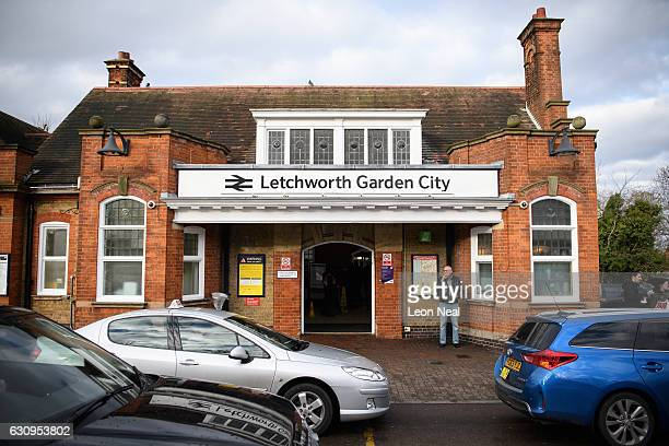 Letchworth Garden City train station is seen on January 4 2017 in Letchworth England The Government has announced the sites of fourteen proposed...