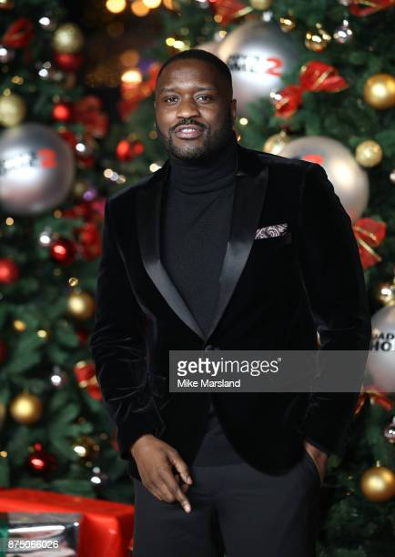 Lethal Bizzle attends the UK Premiere of 'Daddy's Home 2' at Vue West End on November 16 2017 in London England
