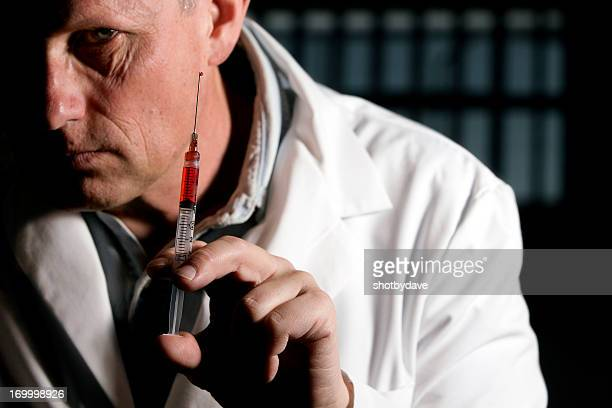 lethal injection - euthanasia stock pictures, royalty-free photos & images