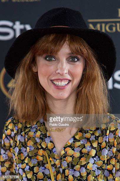 Leticia Dolera attends the 'Live in Colors' photocall during the InStyle Beauty Day at the Miguel Angel Hotel Garden on May 19 2016 in Madrid Spain