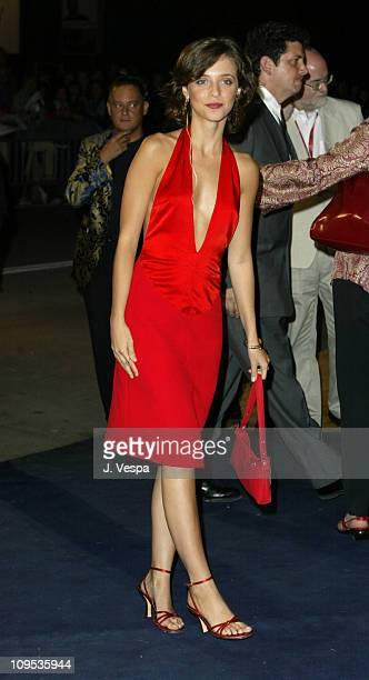 Leticia Dolera during 2003 Venice Film Festival 'Imagining Argentina' Premiere at Palazzo del Cinema in Venice Lido Italy