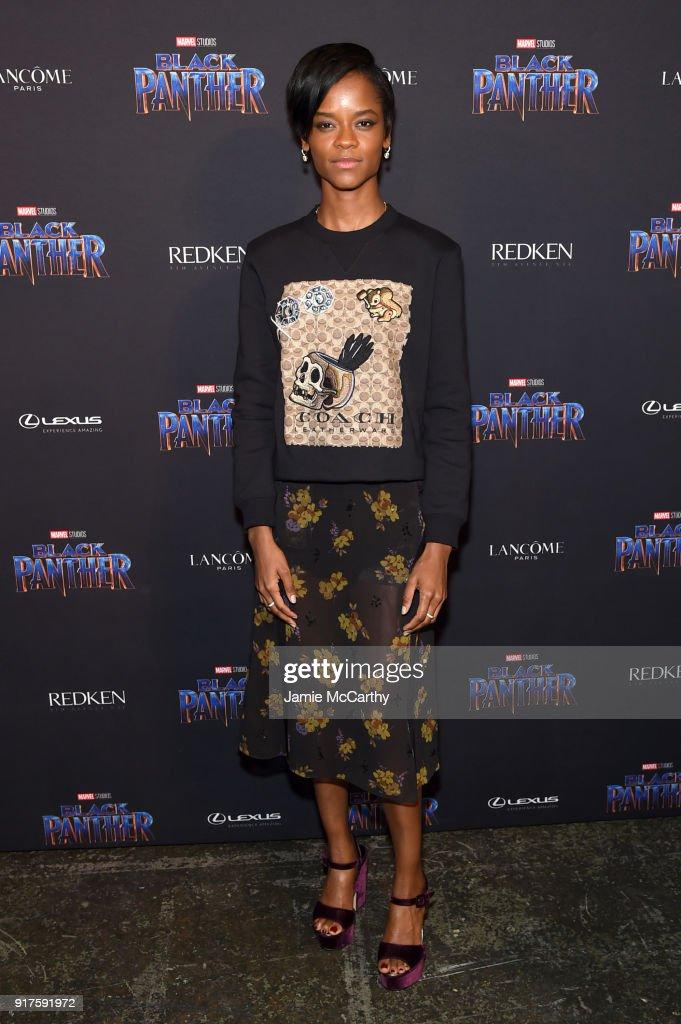 Marvel Studios Black Panther Welcome To Wakanda New York Fashion Week Showcase : News Photo