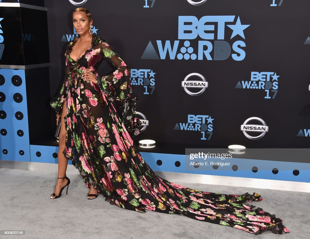 2017 BET Awards - Arrivals : Foto jornalística