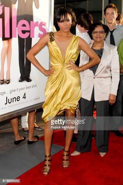 Letoya Luckett attends 'Killers' Los Angeles Premiere at ArcLight Cinemas on June 1 2010 in Hollywood California