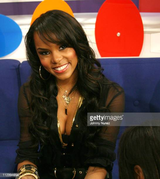 Letoya Luckett during BET with Letoya Luckett July 24 2006 at BET in New York City New York United States