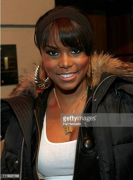 Letoya Luckett during Ciara Celebrates Her 21st Birthday at Marquee at Marquee in New York City New York United States