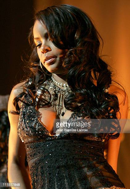 LeToya Luckett during LeToya in Concert August 25 2006 at BankAtlantic Center in Sunrise Florida United States
