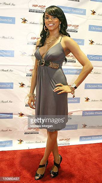 LeToya Luckett on the red carpet at the 'Get Your Money Right' 2007 Financial Empowerment seminar during the 37th Annual Congressional Black Caucus...