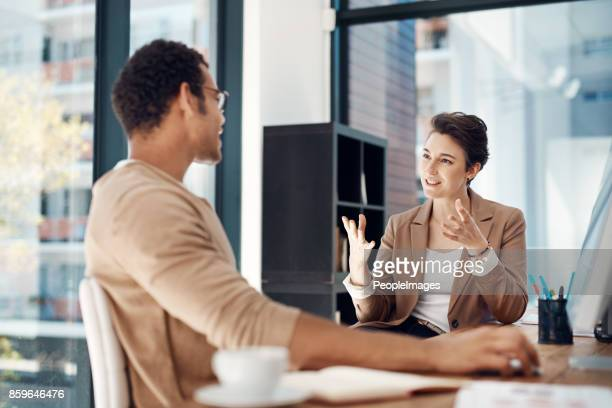 let's be more strategic about our plans... - discussion stock photos and pictures