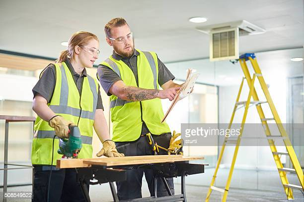 let's check the building plans