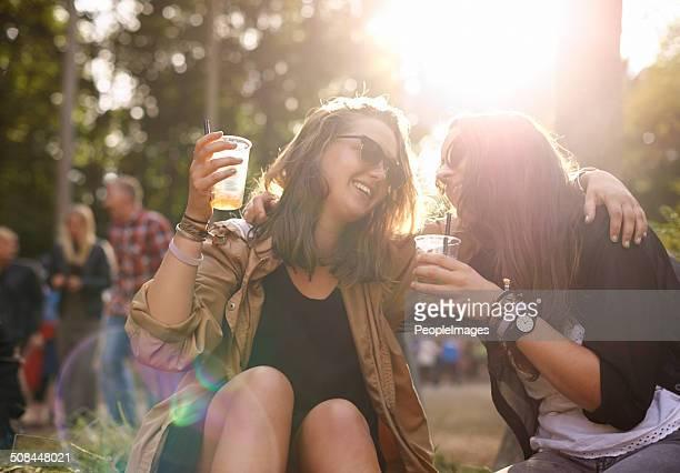Vamos bebidas A nossa amizade