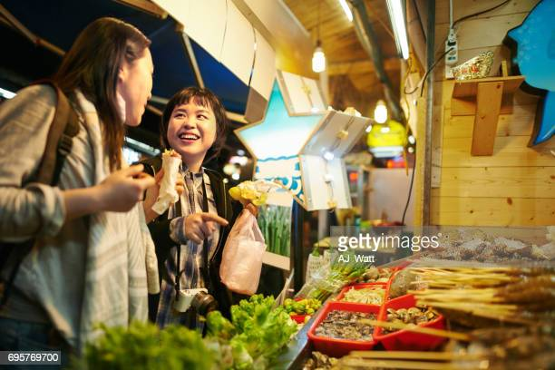 let's eat - taiwan stock photos and pictures