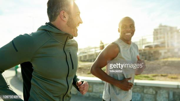 let's get to those goals - active lifestyle stock pictures, royalty-free photos & images