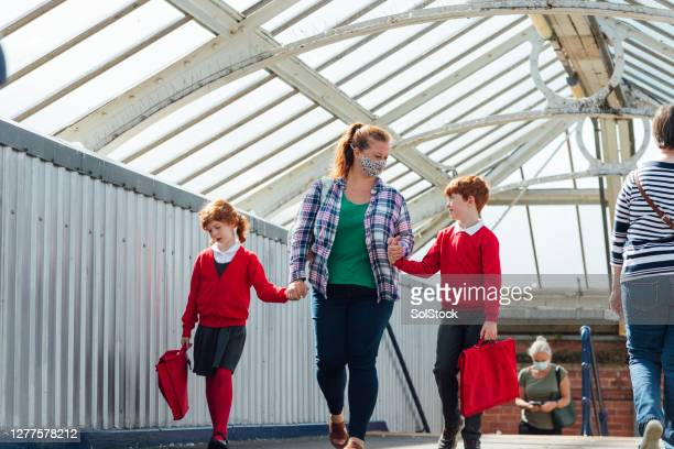 let's go kids - urgency stock pictures, royalty-free photos & images