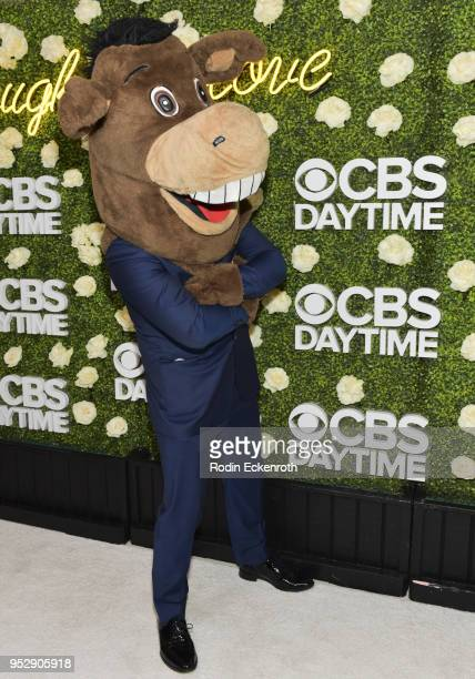 Let's Make A Deal mascot attends the CBS Daytime Emmy After Party at Pasadena Convention Center on April 29 2018 in Pasadena California