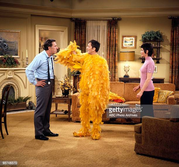 COUPLE Let's Make a Deal Season Three 2/23/1973 After burning a hole in Felix's bed Oscar calls on his poker buddy Monty Hall to have Felix appear on...